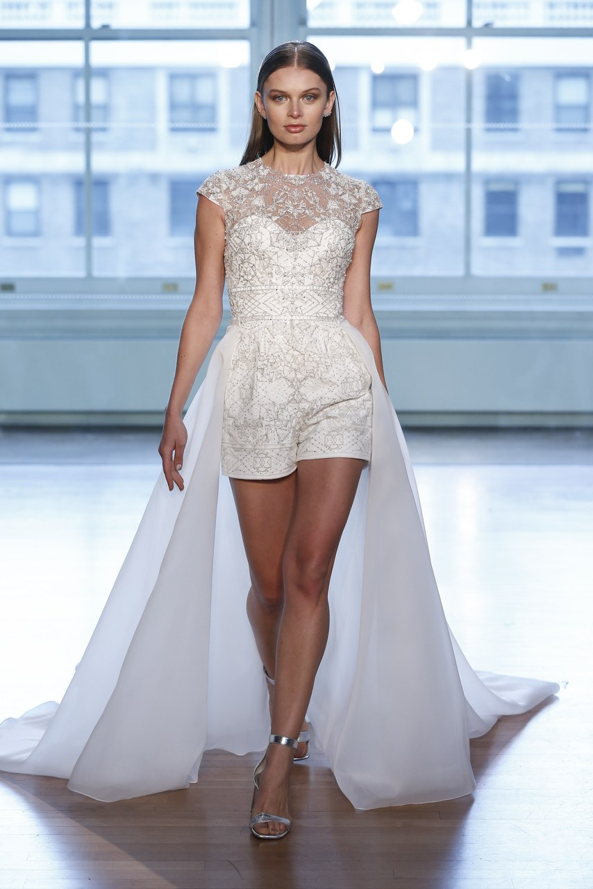 New York Bridal Fashion Week - Justin Alexander