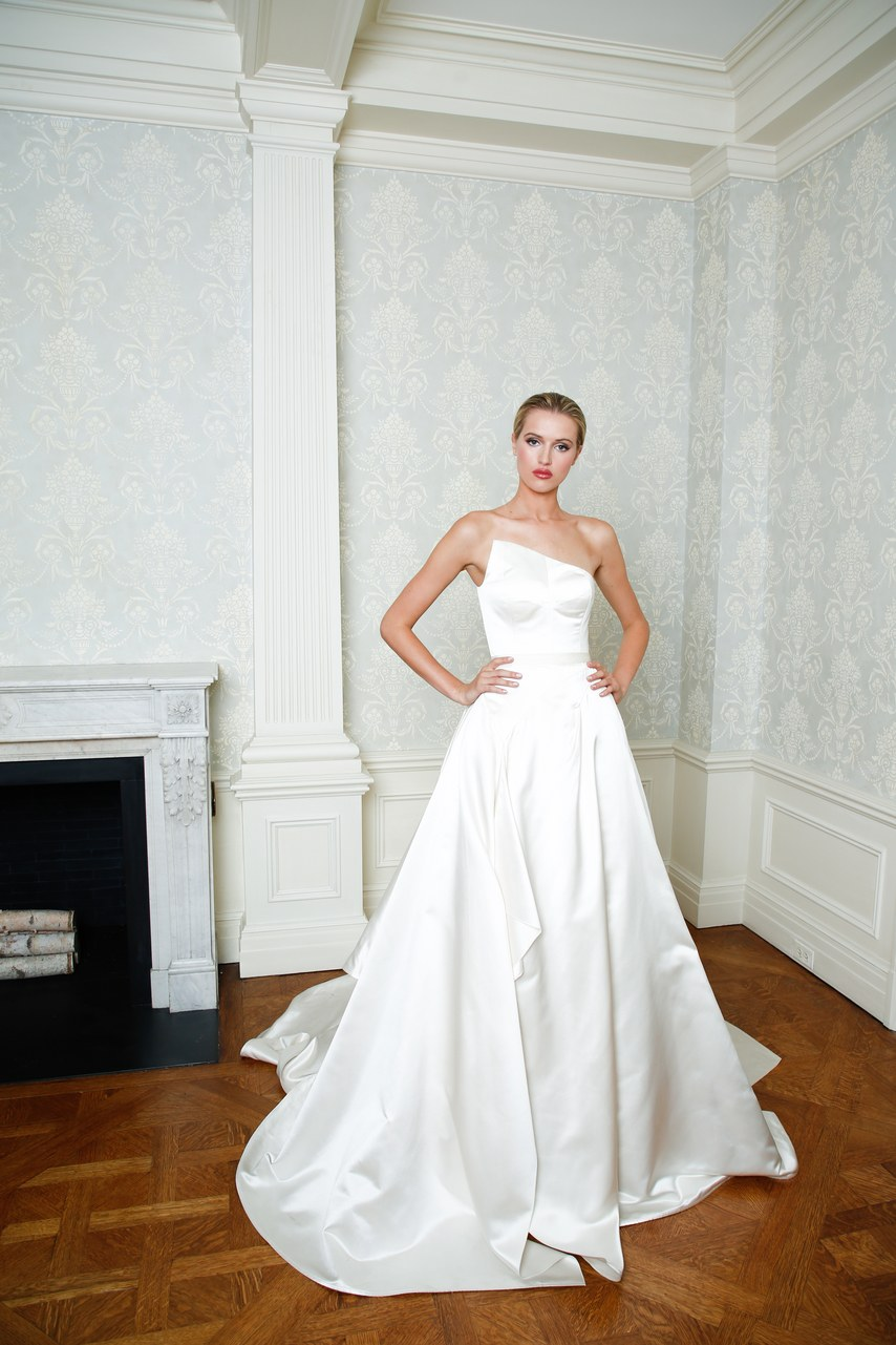 New York Bridal Fashion Week - Cristina Ottaviano