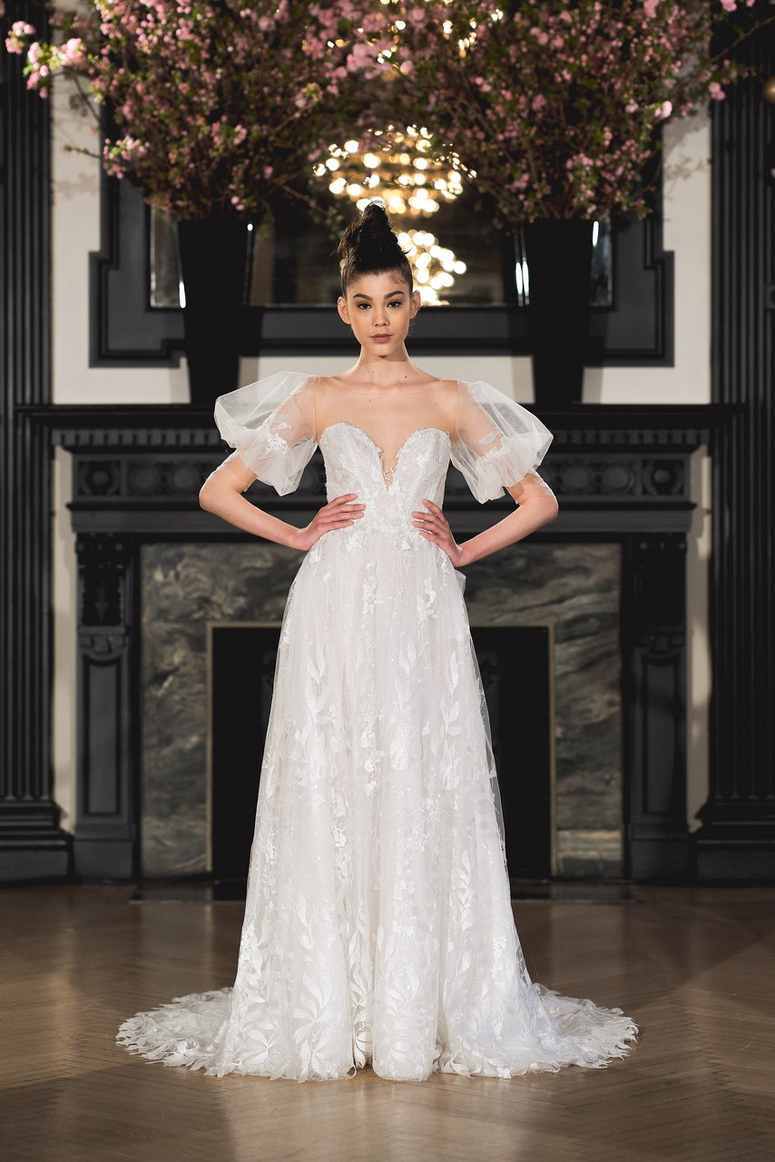 New York Bridal Fashion Week - Ines di Santo