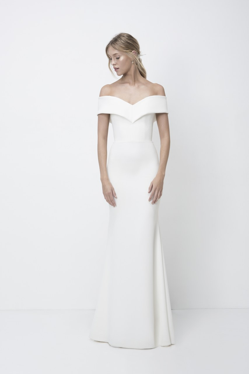 New York Bridal Fashion Week - Lili Hod
