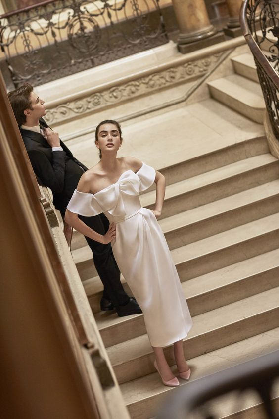 New York Bridal Fashion Week - Carolina Herrera