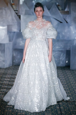 New York Bridal Fashion Week - Mira Zwillinger