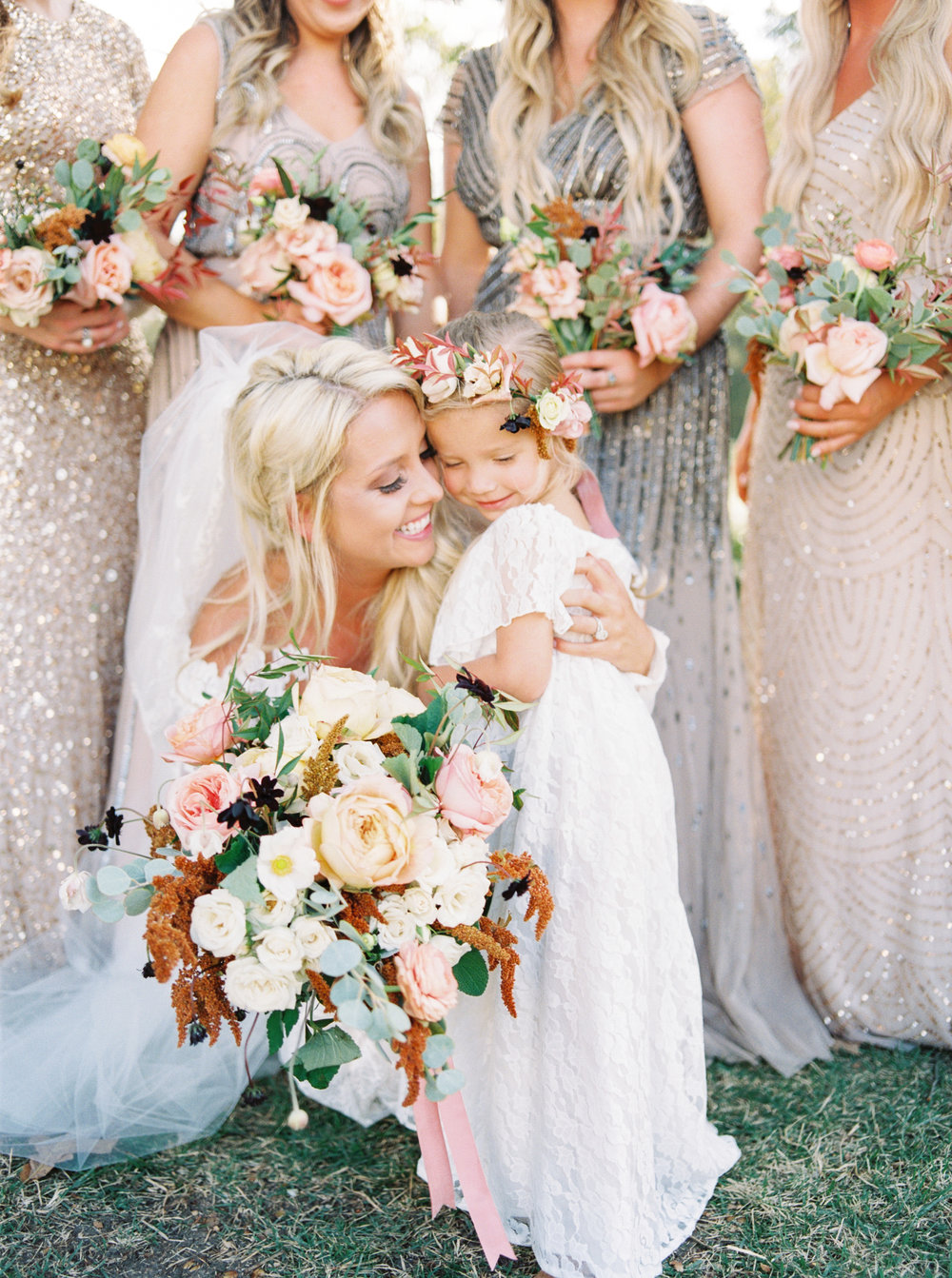 Romantic Autumn Wedding at White Sparrow - Lindsey Brunk