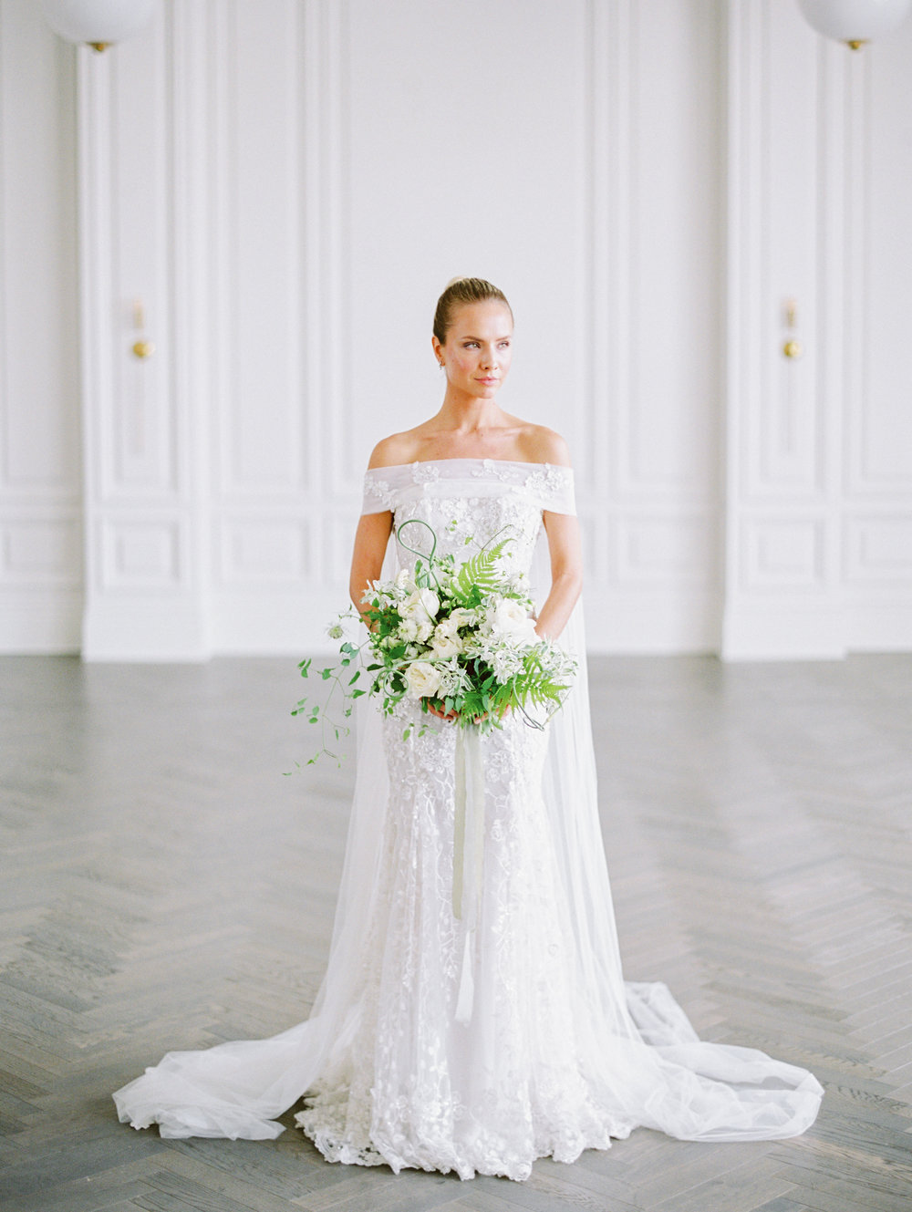 Spring Wedding Inspiration at the Adolphus Hotel