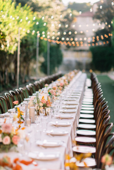 Al Fresco Austin Wedding