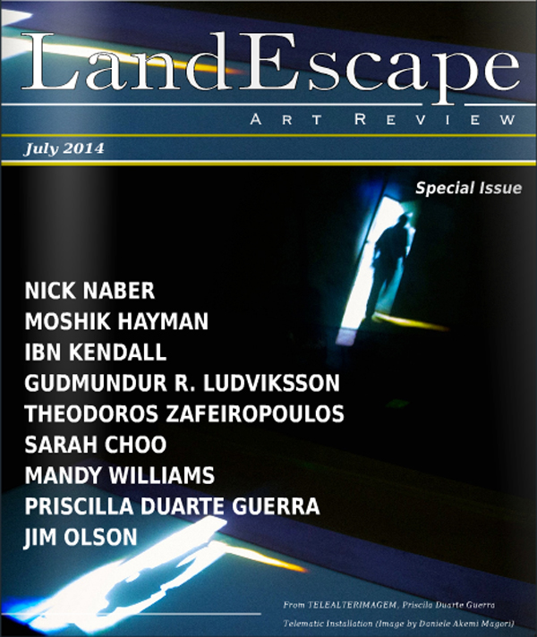 I was just interviewed by   LandEscape.   We discussed a lot take a    look   .