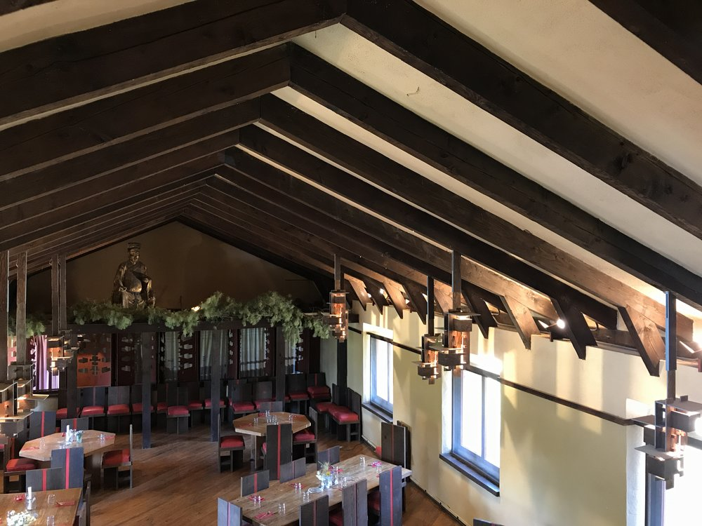 Dining Hall at Hillside Day School