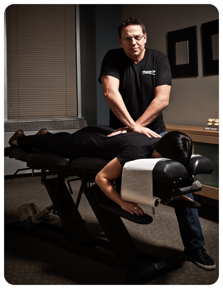 Dr. Chris Oswald, Centre for Fitness, Health & Performance