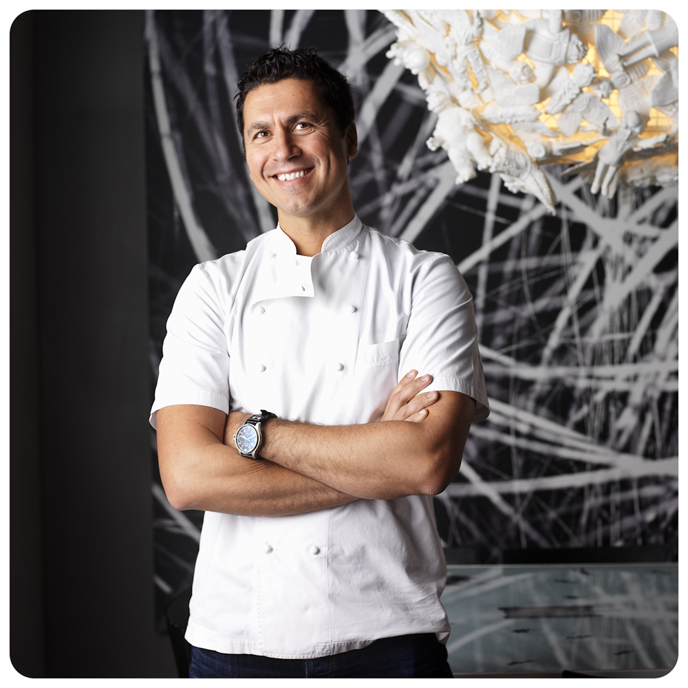 Claudio Aprile, chef and restauranteur