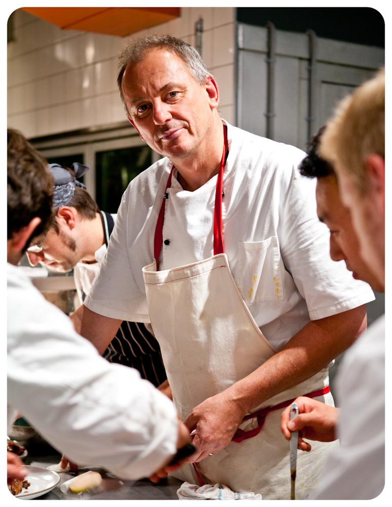 Chef Michael Stadtlander, Eigensinn Farm