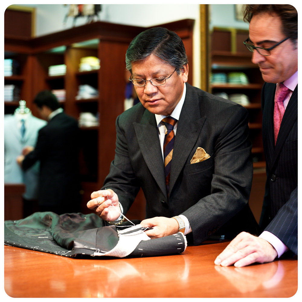 Stavros Master Tailor and Shirtmaker