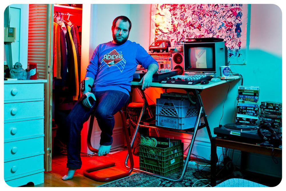 Mike Reynolds, aka DJ Damn Akroyd