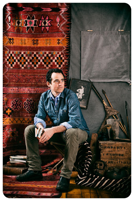 Charlie Scott of Truffle Pig, for InBusiness Magazine