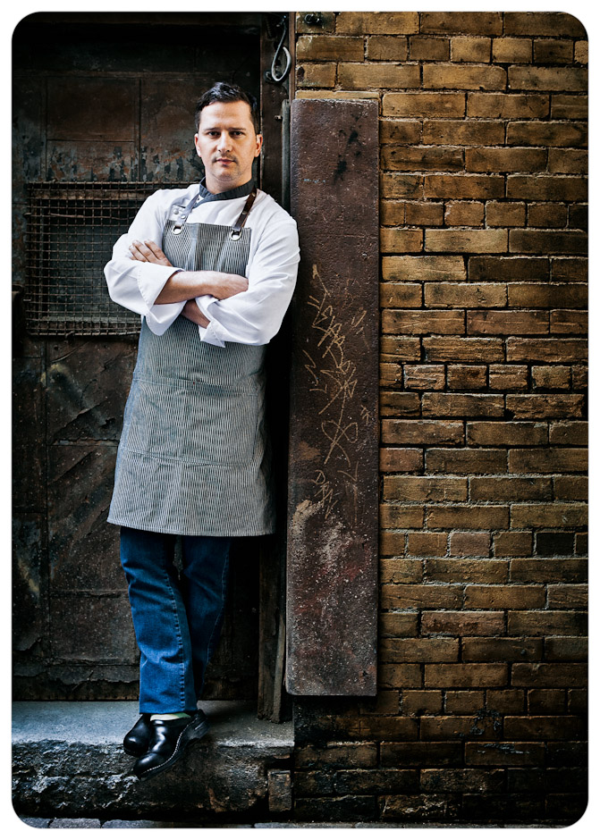 Chef Michael Steh, for Foodservice and Hospitality Magazine