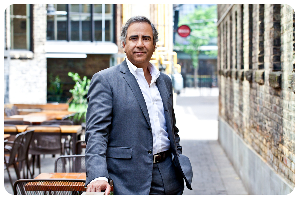 Steven Alikakos, President of RKF Group Canada Realty