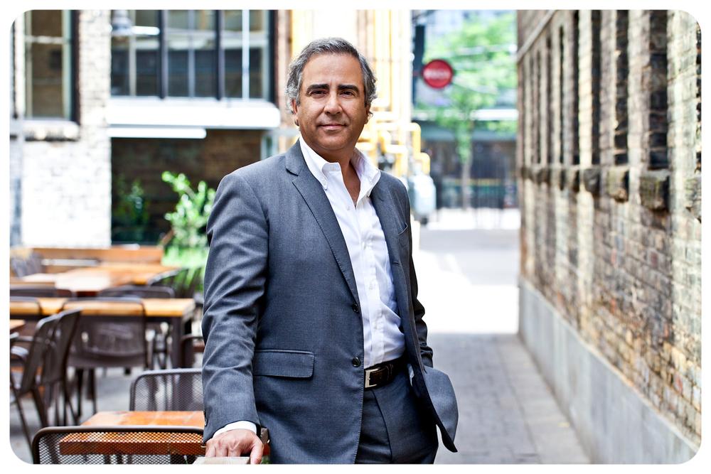 Steven Alikakos, President of RKF Group Canada Realty
