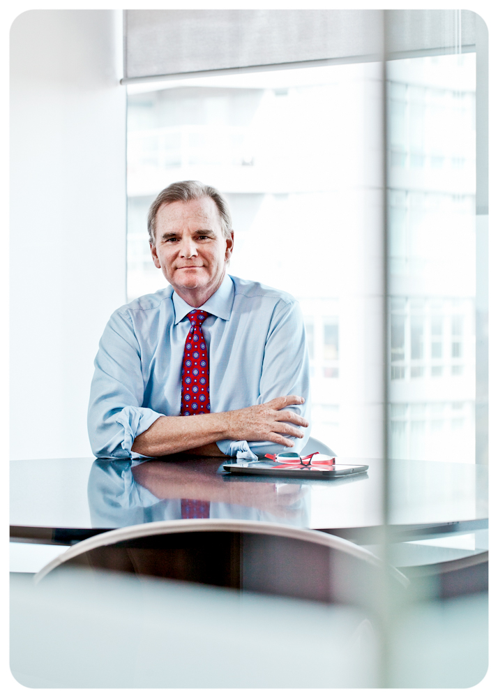 Dean McCann / CFO Canadian Tire, for CPA Magazine