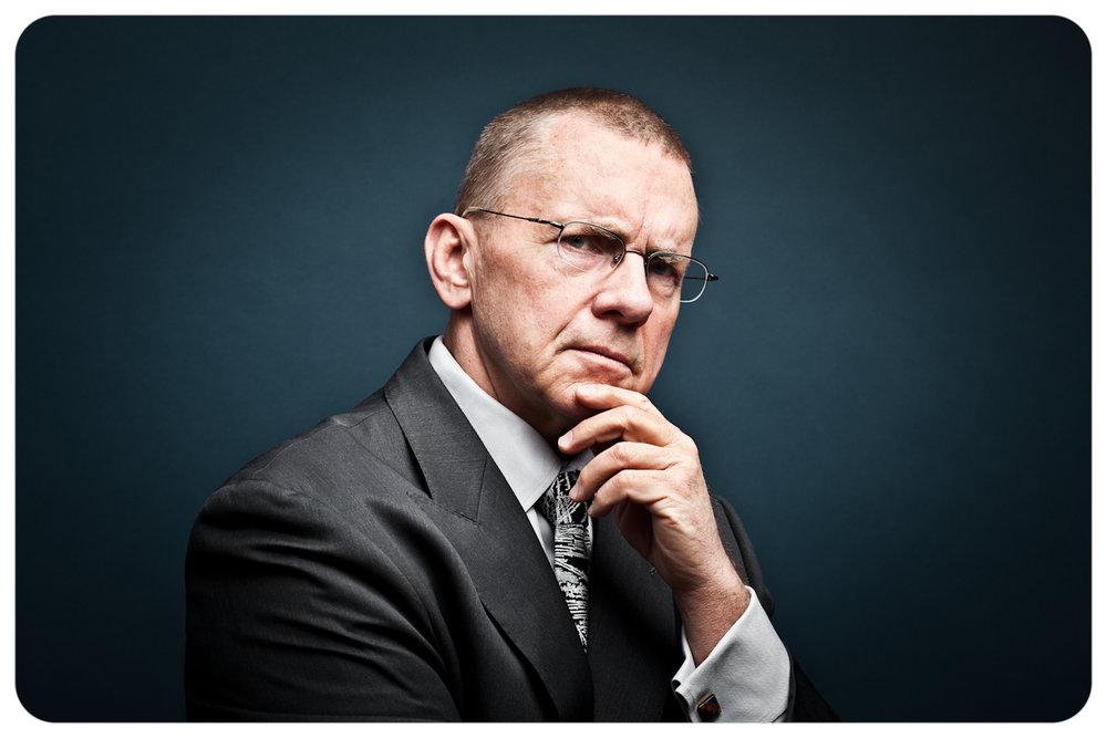 Peter McCann / Management Consultant, for Next Million Magazine