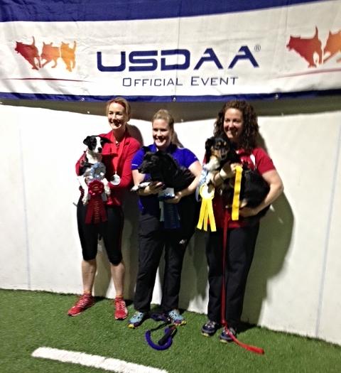 Steeplechase final, NC regional