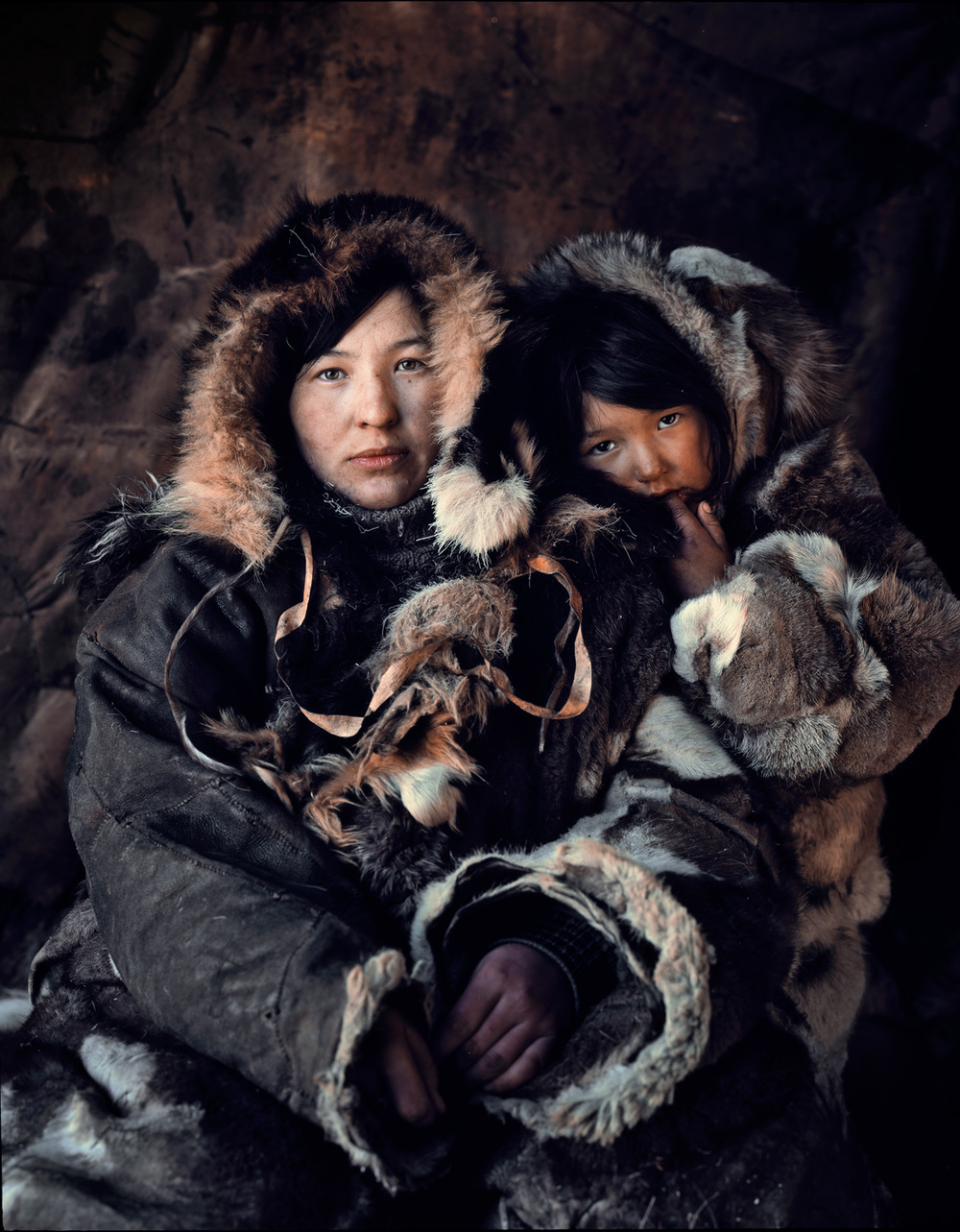 Chukchi -  JIMMY NELSON,   BEFORE THEY PASS AWAY
