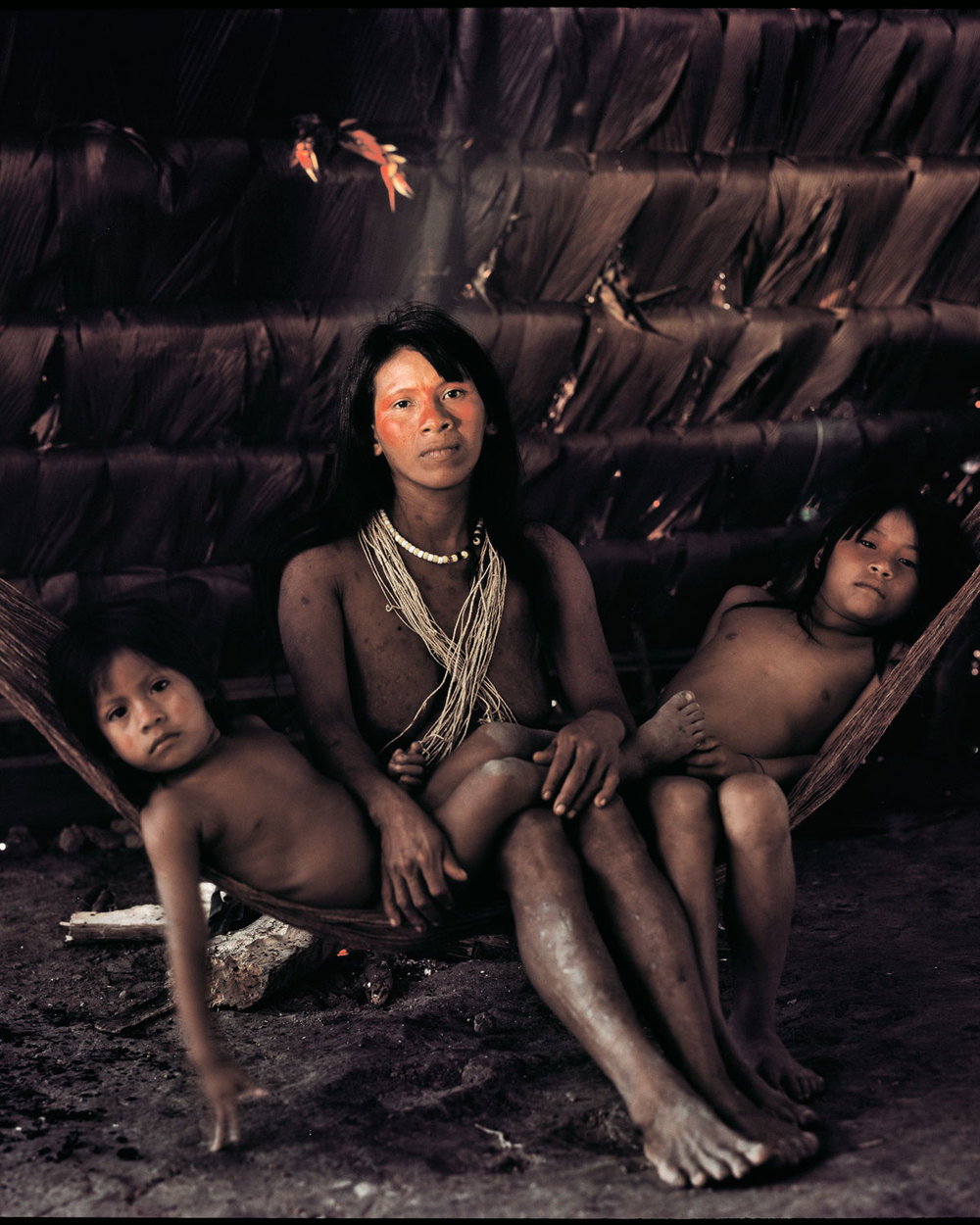 Huaorani -  JIMMY NELSON,   BEFORE THEY PASS AWAY