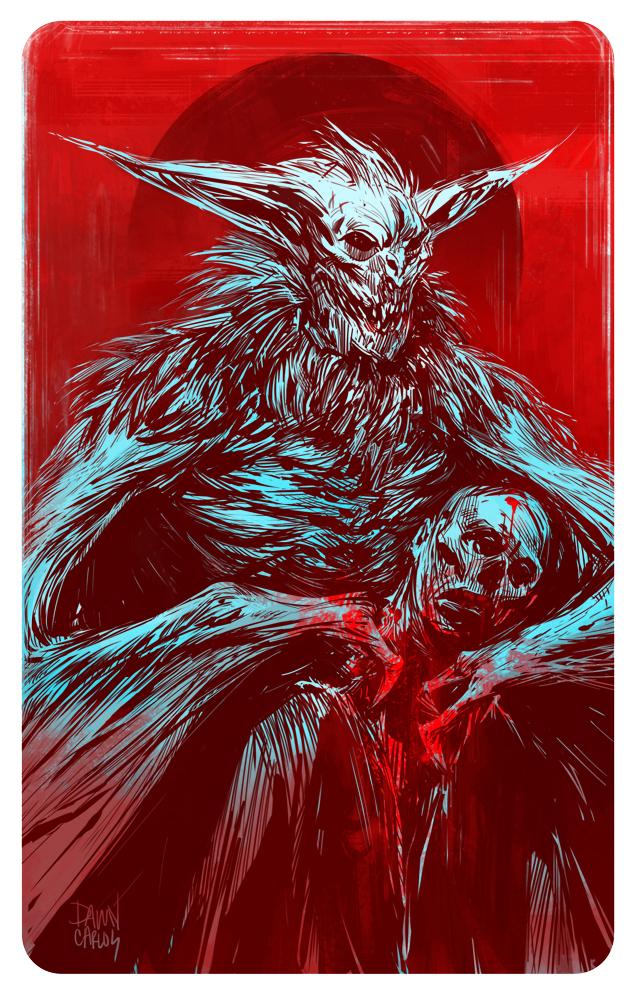 MonthOfFear:Dracula A La Beast Mode