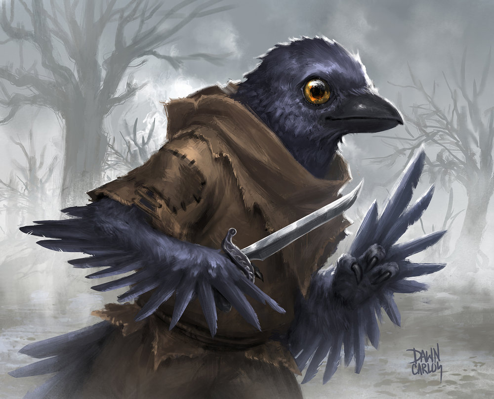 Critical Role Fan Art: Kiri