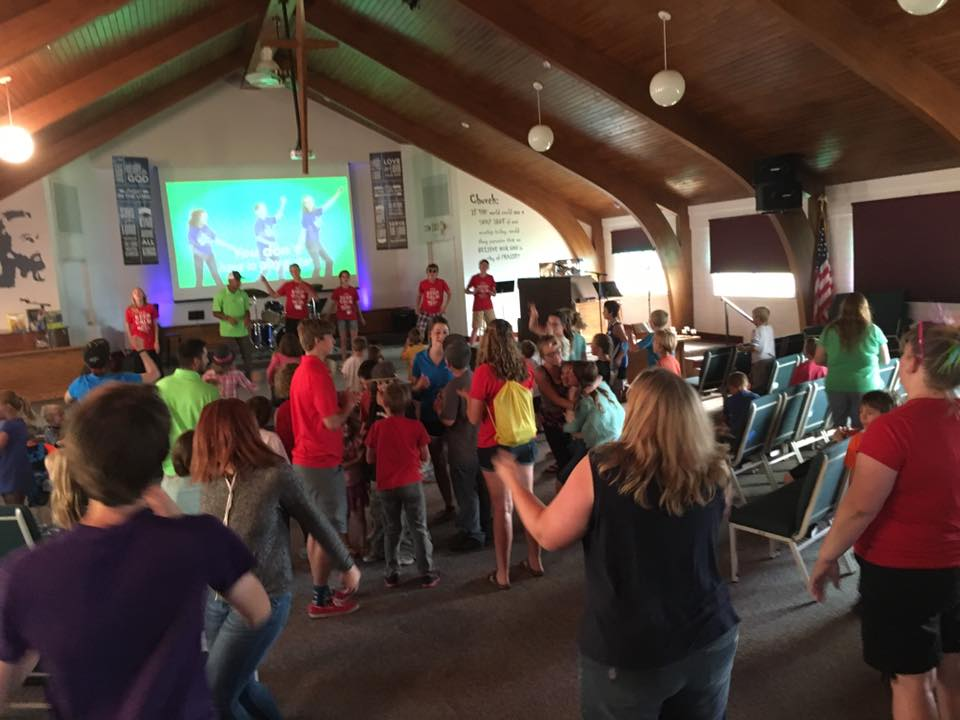 Vacation Bible School August 2016