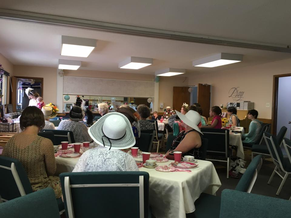 Women's Ministries Ladies Tea 2016