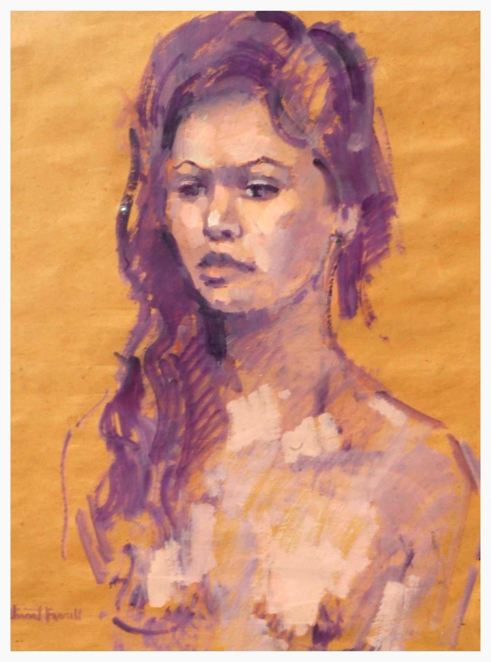 Portrait 1972