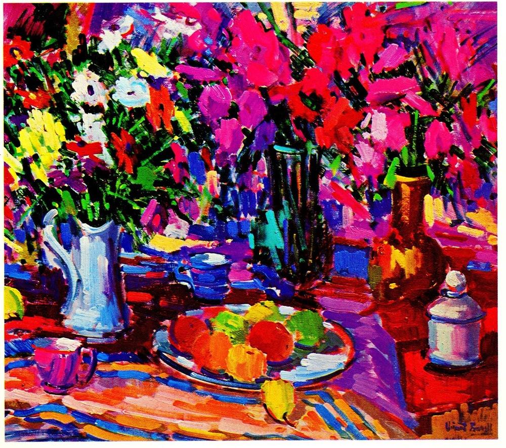 Floral Still Life 1979