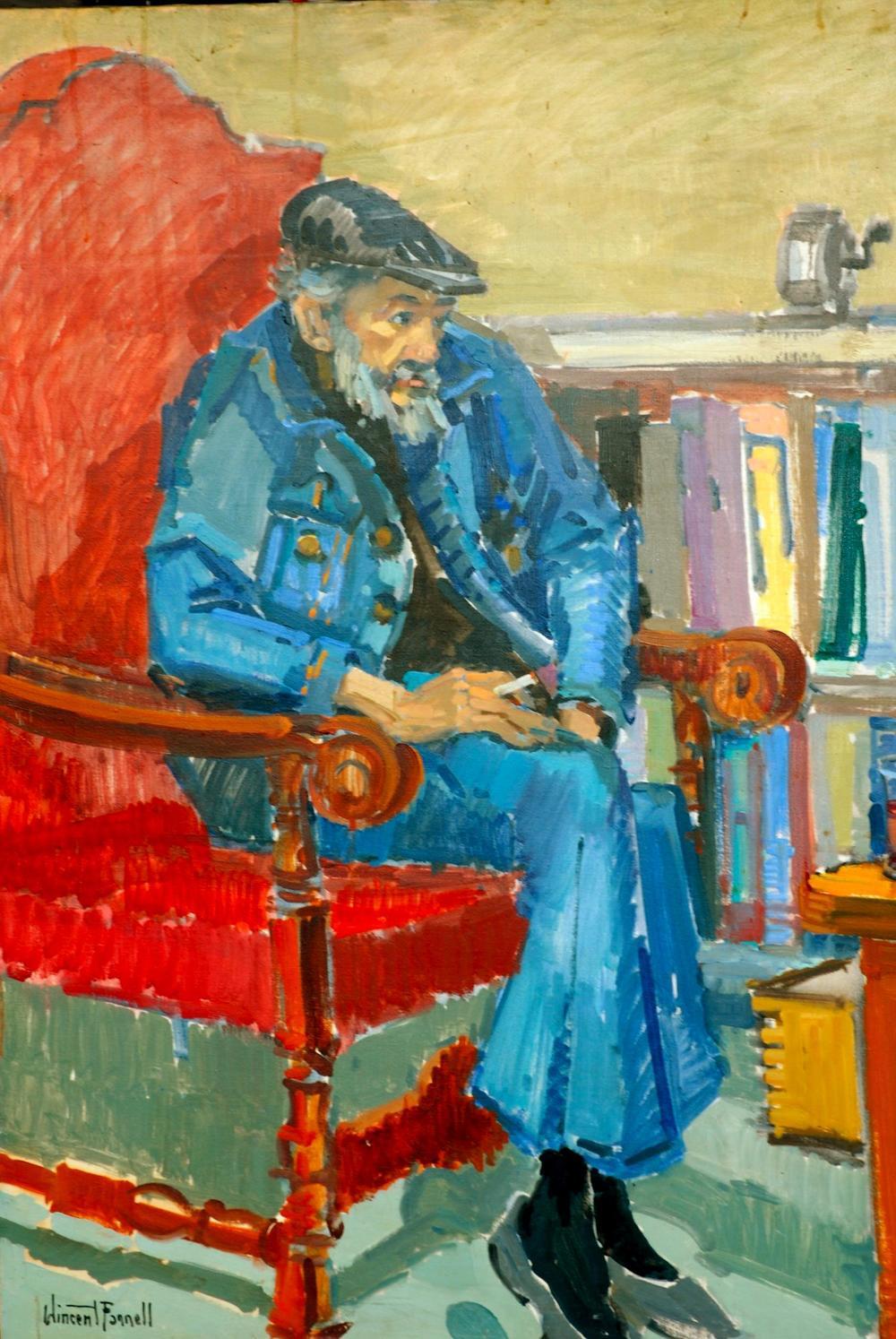 Portrait Itilo D'Andrea