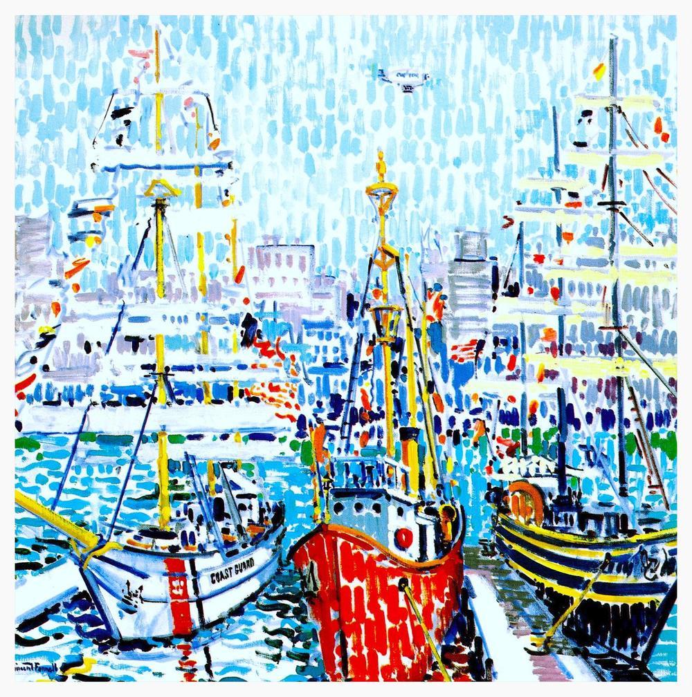 Tall Ships, 1984