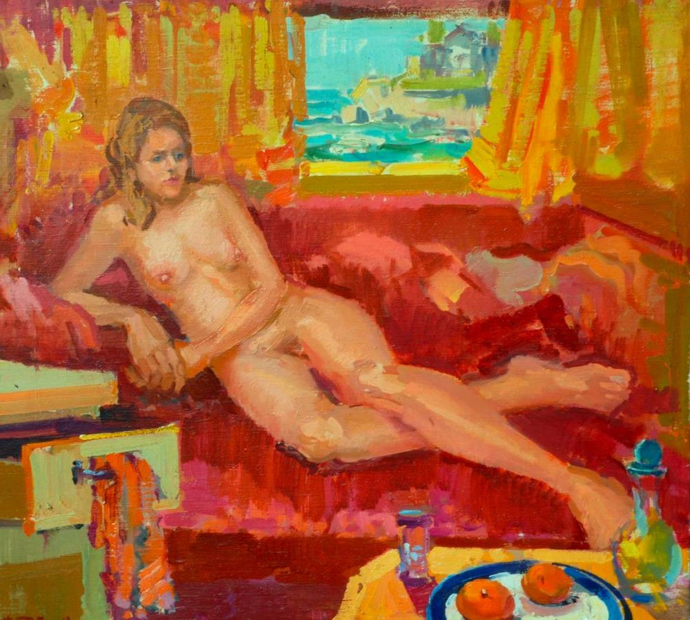 Reclining Nude, 1994