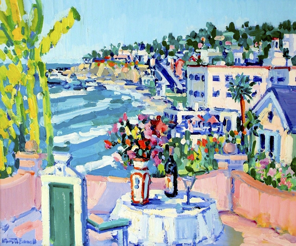 """Laguna Morning "" 1993"