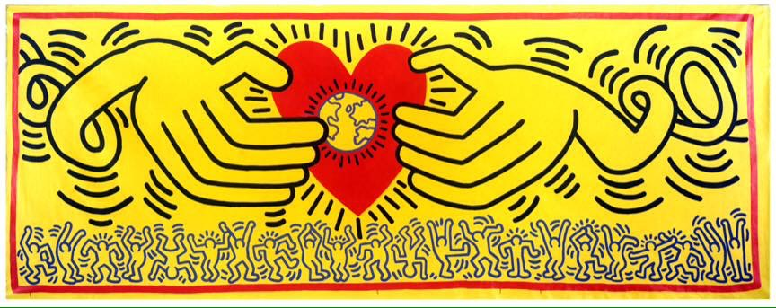 Artist : Keith Haring