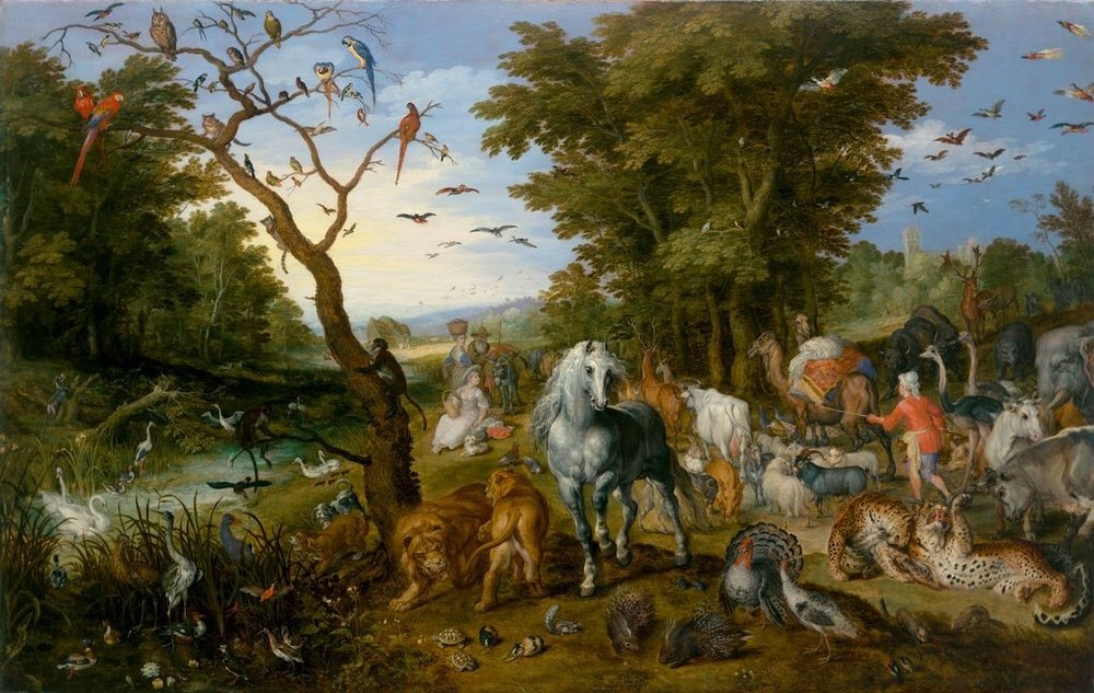 Jan Brueghel the Elder 1568- 1625 The Getty Museum