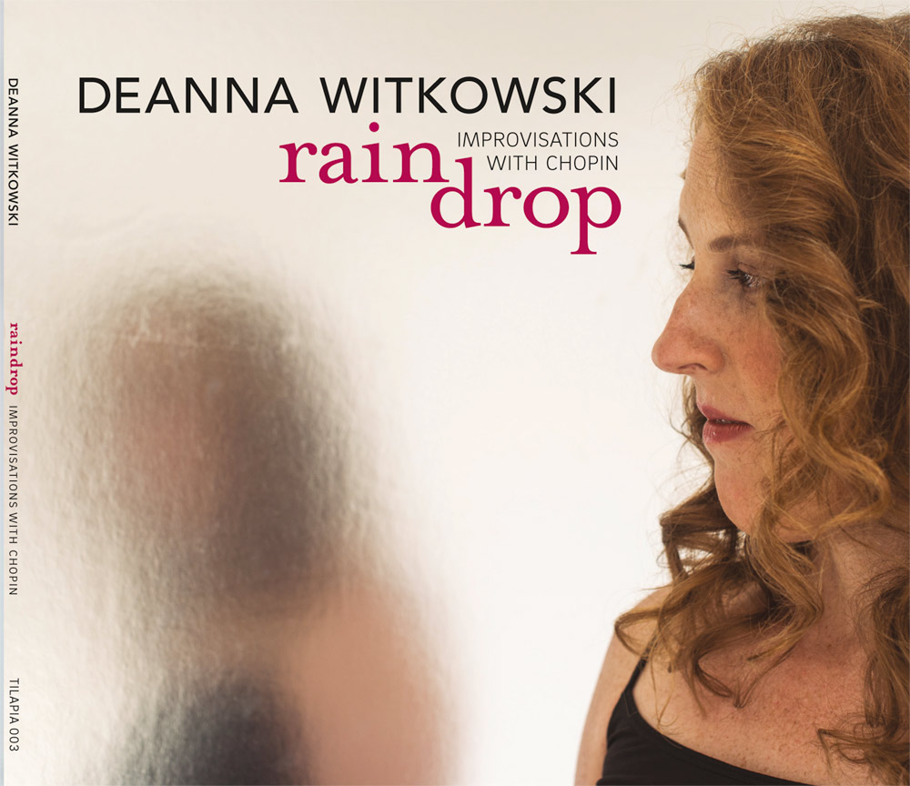 "cover art for Deanna Witowski's ""Raindrop"" CD"