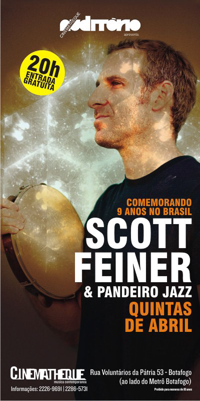 Brochure of Scott Feiner featuring work by Jason Gardner photography