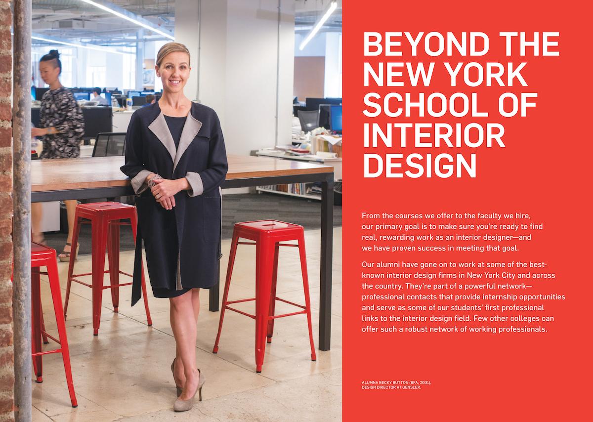 The New York School Of Interior Design Home Decoration Interior Home Decorating