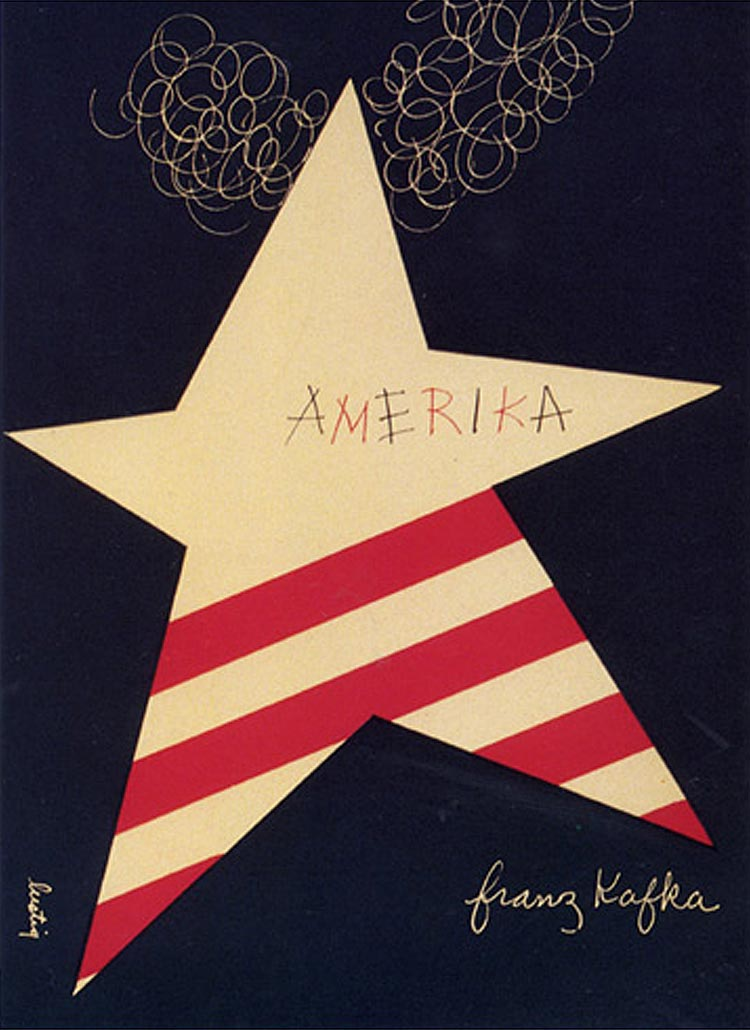 Amerika , Franz Kafka, 1946