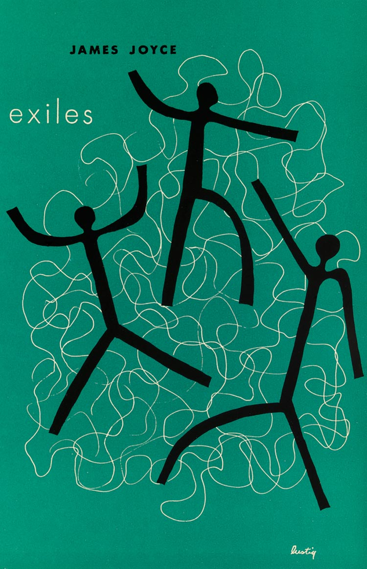 Exiles, James Joyce, 1946