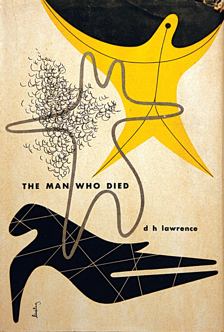 The Man Who Died, D. H. Lawrence, 1947