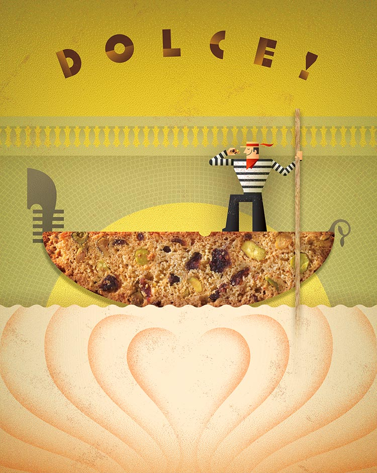 Dolce! (Sweet!) | Biscotti