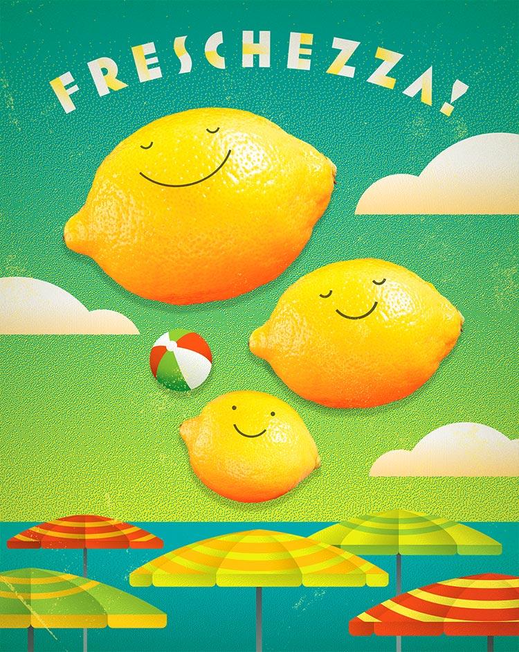 Freschezza! (Fresh!) | Lemons