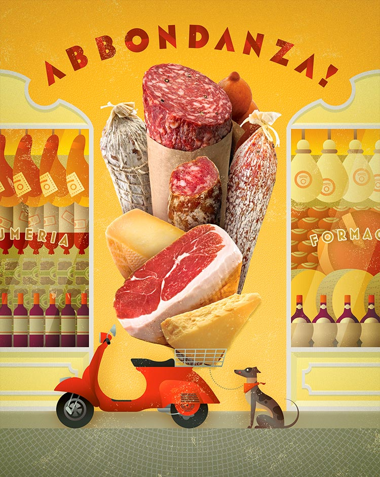 Abbondanza! (Plenty!) | Cured meats