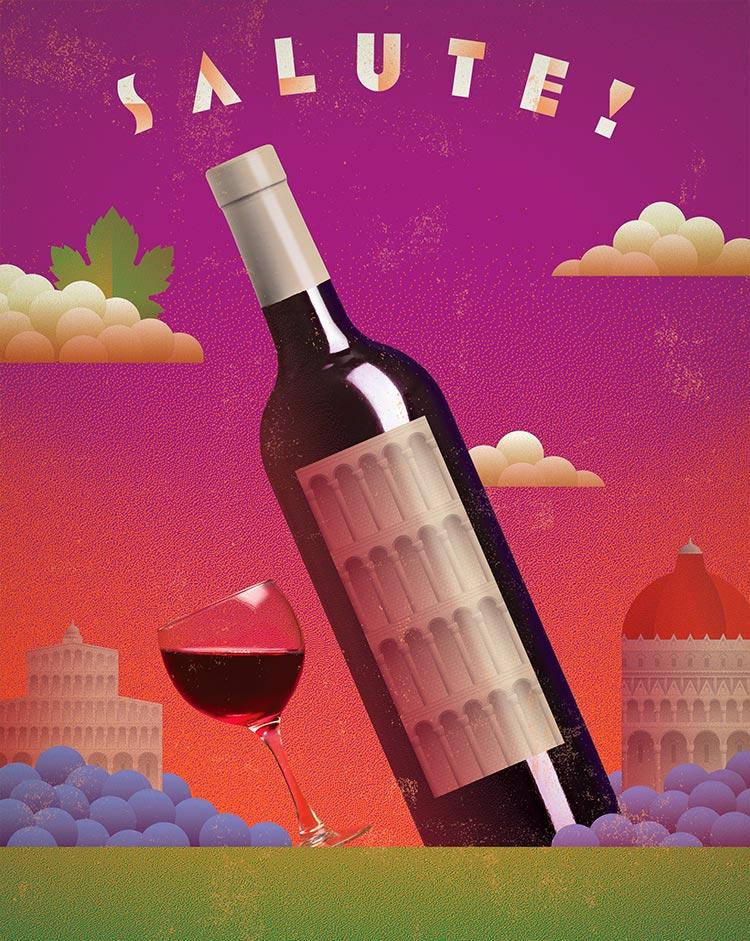 Salute! (Cheers!) | Wine