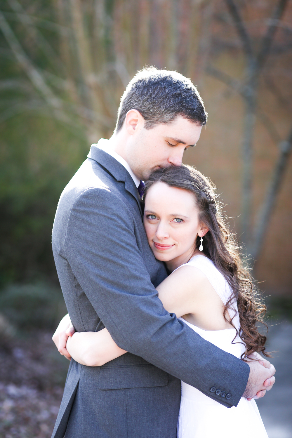 The year kicked off with Hannah & Josh's winter wedding in Hattiesburg <3