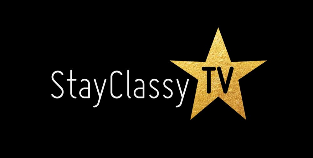 Stay Classy TV | Branding