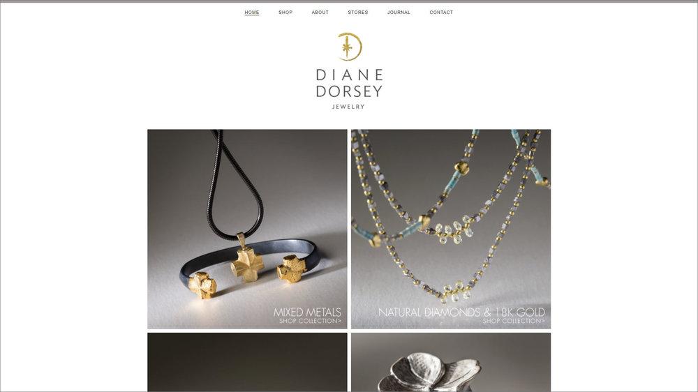 Diane Dorsey Jewelry - www.dianedorsey.com